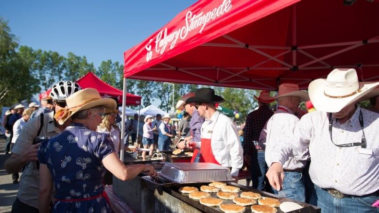 Calgary Serves Up A Stampede Breakfast For Every Kind Of