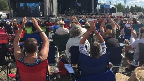 No Stars and Thunder Festival in Timmins in 2019, organizers say