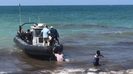 Libya Migrants