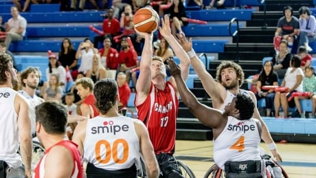 Watch Canada compete at the wheelchair basketball world championships