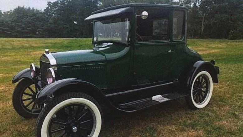 Hamilton Police Search For Stolen Ford Model T CBC News - Classic car search