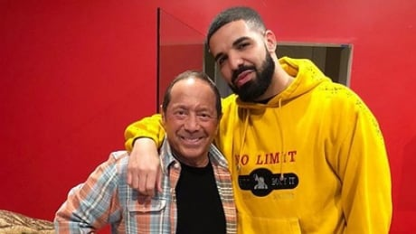 Paul Anka and Drake