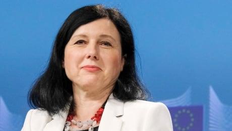 Vera Jourova, EU commissioner
