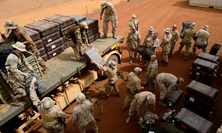 In one Quebec farming town, Mali peacekeeping mission hits close to home