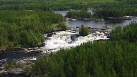 Shining Falls