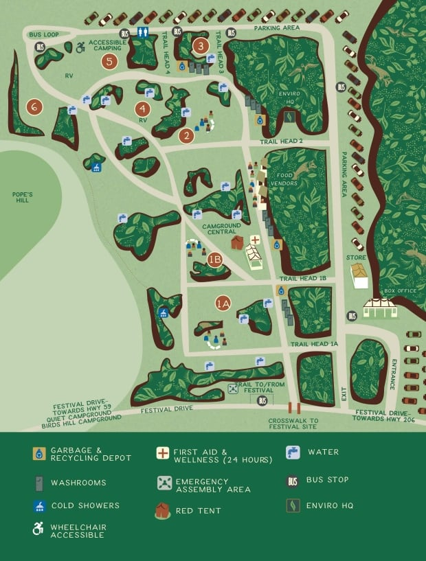 Hunkering down at Winnipeg Folk Fest? Here's how to be a