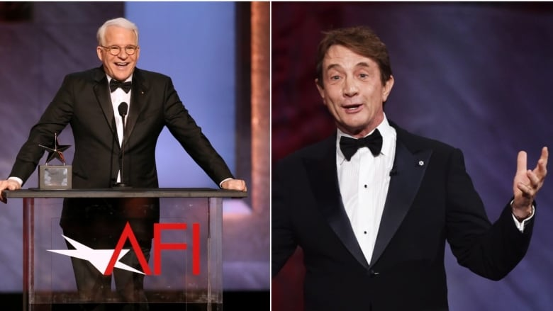 Image of: Telugu Comedy Legends Steve Martin Left And Martin Short Bring Their retro Comedy Special An Evening You Will Forget For The Rest Of Your Life To Calgary The Cheat Sheet Martin Short And Steve Martin Old Friends With New Comedy Tour