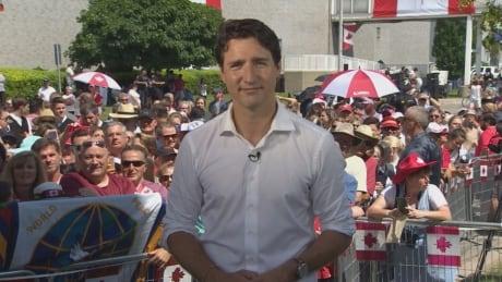 Trudeau Leamington