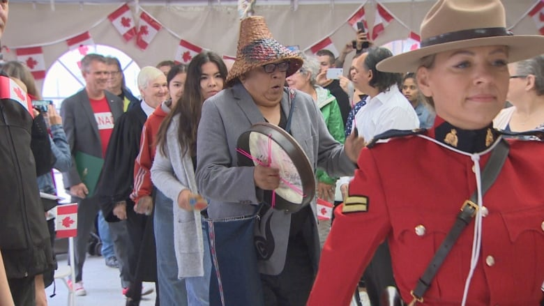Our dream came true': new Canadians celebrate Canada Day in B C