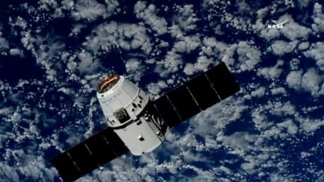 ISS supplies
