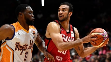 Canadian men win group in 1st round of FIBA World Cup qualifying
