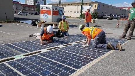 Prince George Solar Panels