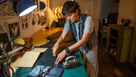 Susana Erazo of Hide Boutique in Toronto