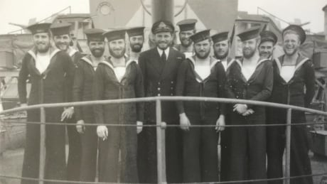 Do you know these people? Man's wartime past in P.E.I. leaves mystery photos