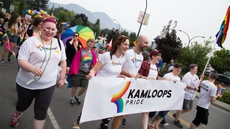 Police in uniform barred from marching in Kamloops Pride parade