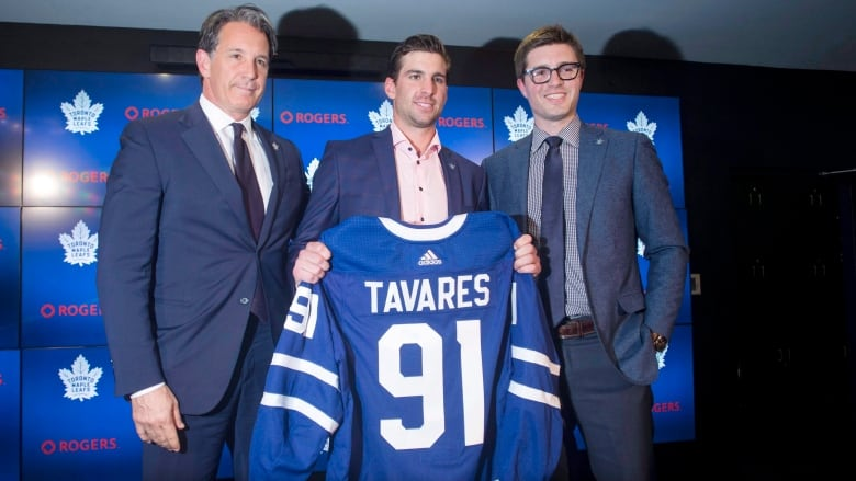 online retailer c6ec5 63f46 Balance of power in NHL has shifted with Tavares going to ...