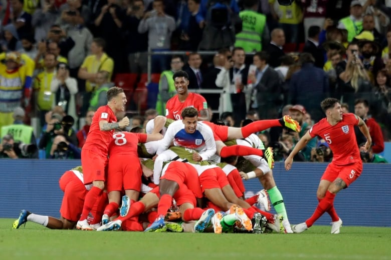 England end their penalty curse, beat Colombia in petulant game
