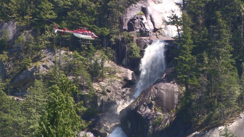 Hikers who went missing at Shannon Falls found dead