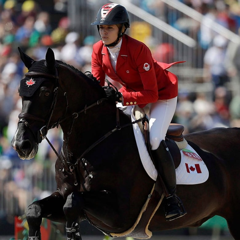 Spruce Meadows On Cbc Sports Equestrian Show Jumping