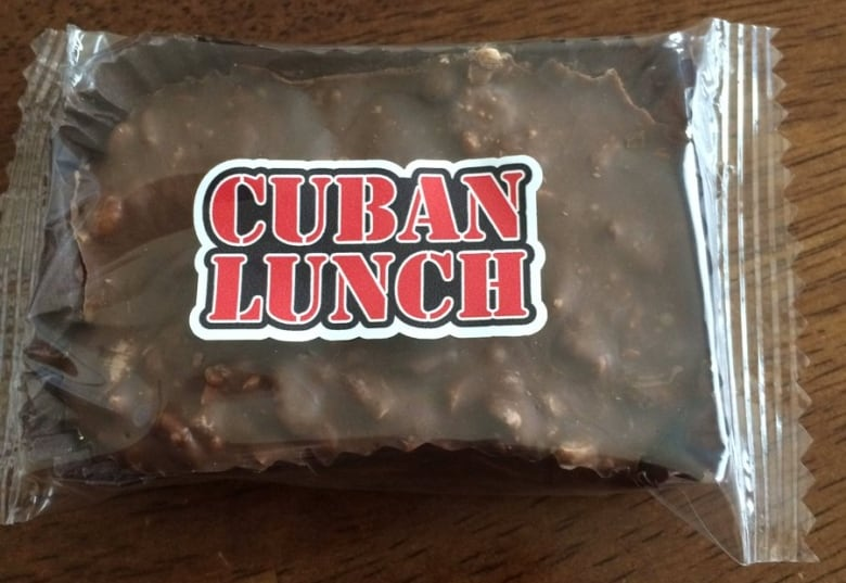 Camrose Woman Brings Back Cuban Lunch Chocolate Bar Cbc News