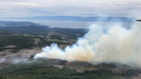 June rain brings some calm to B.C. wildfire outlook