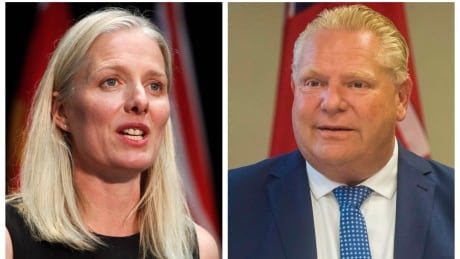 ontario cancelling cap and trade akin to pulling out of climate framework catherine mckenna