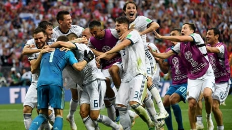 World Cup QF: Russia's confidence sky-high for Croatia match thumbnail