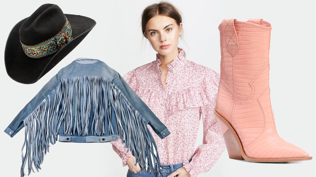 30cbceb22e3 Stampede-worthy style: Chic pieces to nab for Calgary or simply to ...