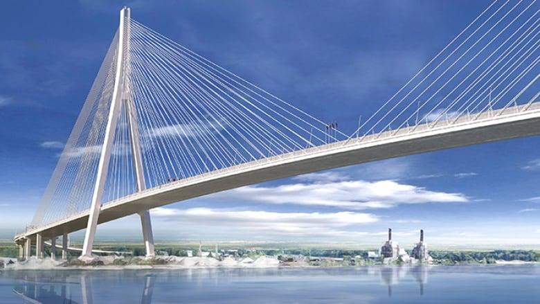 Possible bad news ahead for Gordie Howe International Bridge
