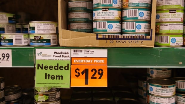 Food Bank Uses New Needed Item Signs In Elmira Stores To Drum Up