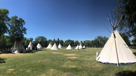 A tale of two camps: How similar protests were received differently in Saskatchewan and Alberta