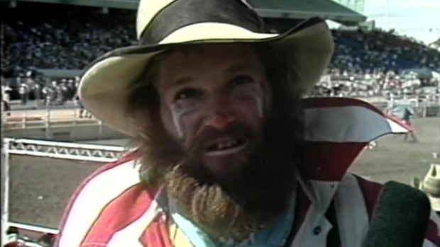 From 1982 Life Ain T Easy For A Rodeo Clown Cbc Cbc Archives