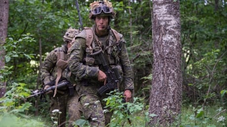 cyberattacks targeting canadian troops in latvia seem to be easing off