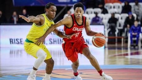 Canada cruises into semis at FIBA U17 Basketball World Cup
