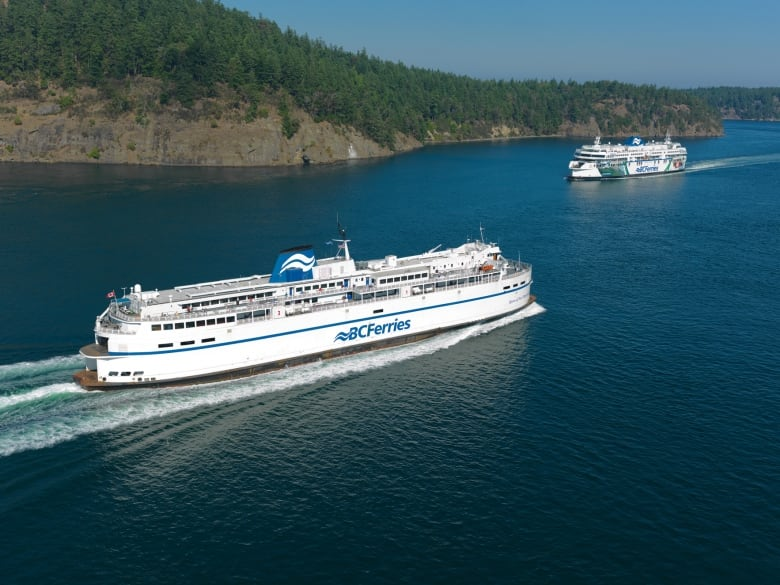B.C. Ferries: Long waits for sailings on Good Friday
