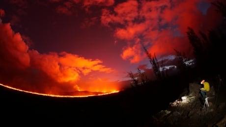HAWAII-VOLCANO/SCIENCE