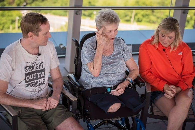 81-year-old Toronto van attack victim left bleeding on sidewalk works to regain independence