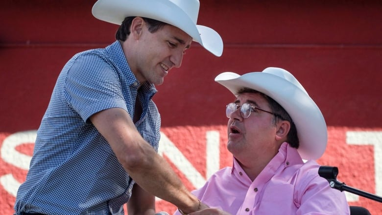 Trudeau says he thinks Liberals will pick up seats in Alberta