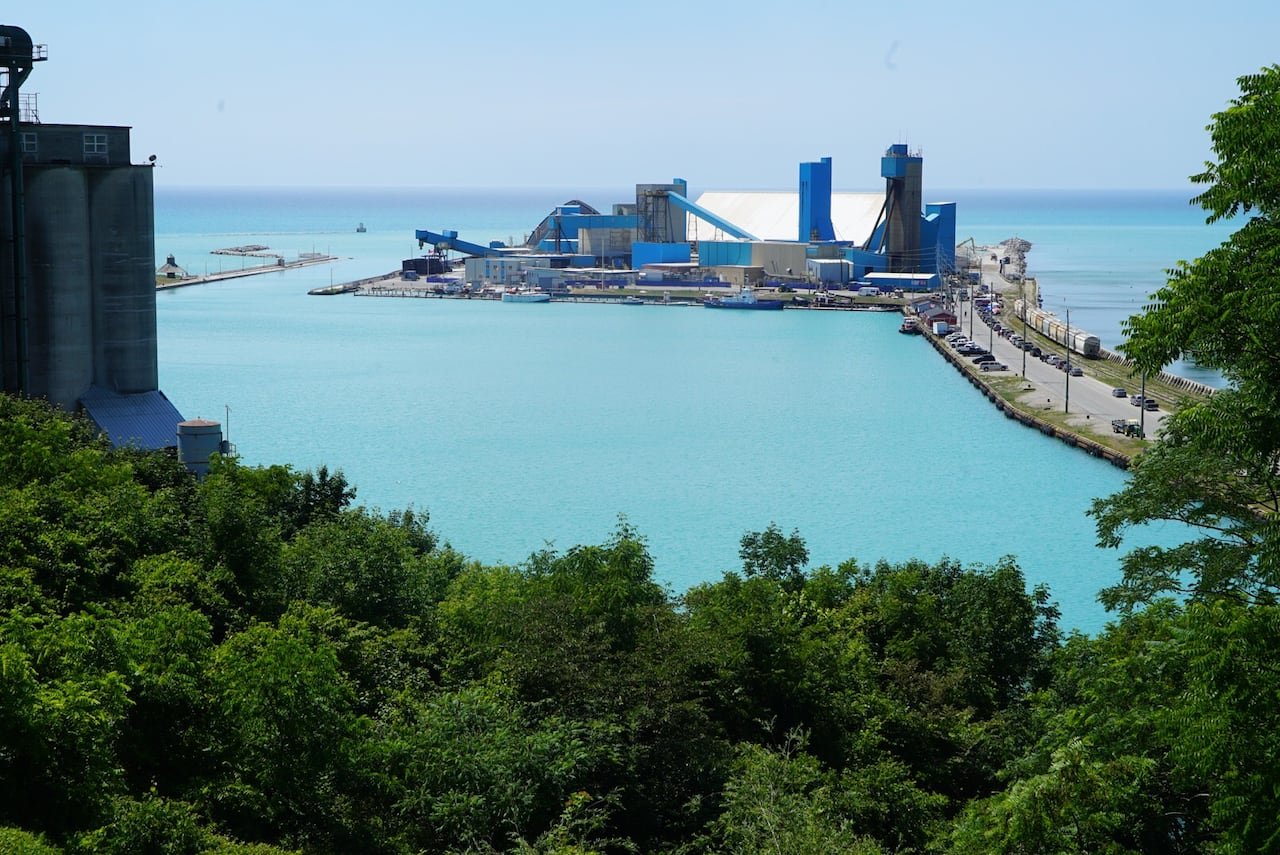 Union says Goderich salt mine strike 'not about the money,' but ...