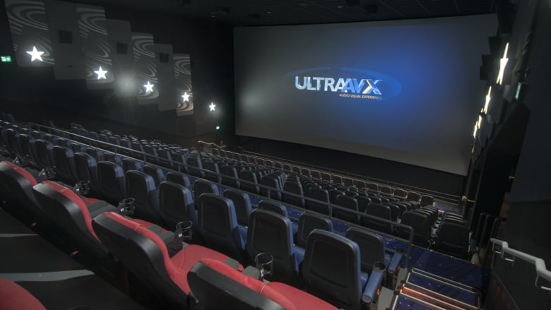 Cineplex Cinemas In Seton Ready For Premiere After Fall