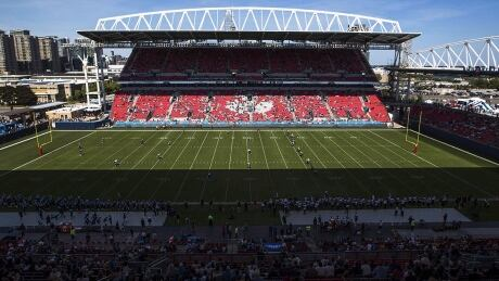 Argos, CFL look for solution to BMO Field's 'turf monster'