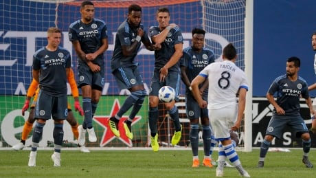 Impact's winning streak stopped cold in NYC