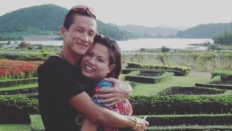 You are my very heart': Wife of diver who died in Thai cave