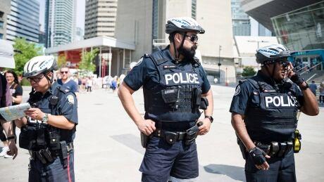 Police Response Toronto 20180712