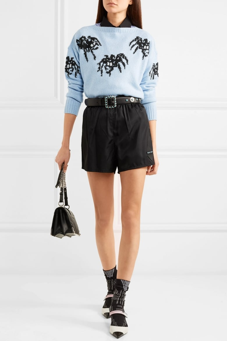 7a14f2727b Want to make a statement  Try a sweater from Prada s S S 18 collection