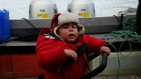 Nunavut mom organizes walk for 4-year-old son who needs wheelchair