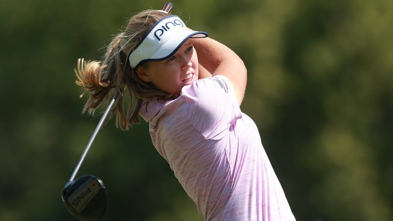 8132d81eab1687 Brooke Henderson s ace puts her 8th at Women s British Open ...