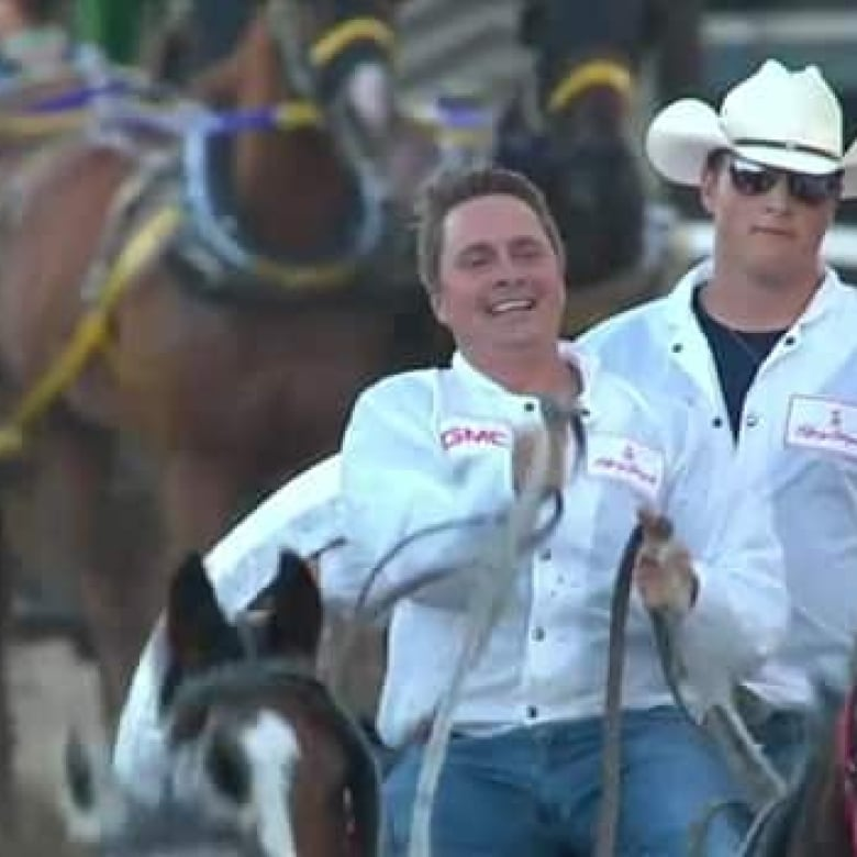 2018 Calgary Stampede Cbc Sports