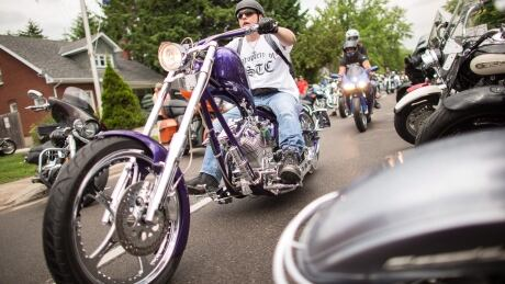 OPP: Friday the 13th motorcycle rally in Port Dover a 'relatively peaceful' event