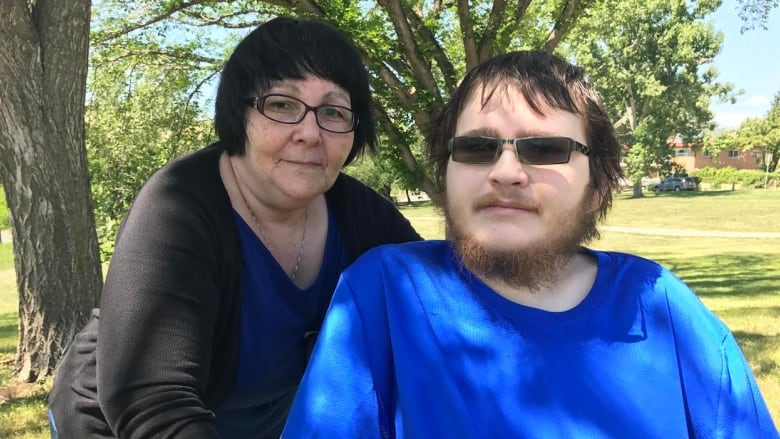 Son with autism stuck in hospital as mom struggles to find